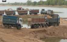 AP government stops sand mining with immediate effect
