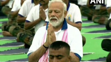 Photo of Focus must be on wellness as well as protection from illness: Modi on 5th International Yoga Day