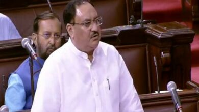 Photo of Opposition should rethink, but its leaders are still arrogant: J P Nadda in RS