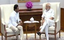 Jaganmohan Reddy to accompany PM Modi to the Tirumala Temple