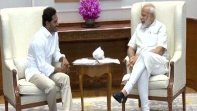 Photo of Jaganmohan Reddy to accompany PM Modi to the Tirumala Temple