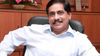 Photo of NVS Reddy thanks CM for extending service