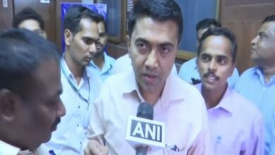 Photo of Goa CM seeks report on molestation case against Cong MLA, others
