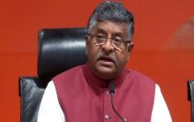 Comprehensive legislation on data privacy under formulation: Prasad