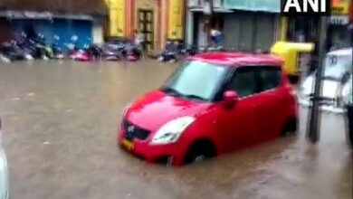 Photo of Water-logging in Hubli after heavy rains