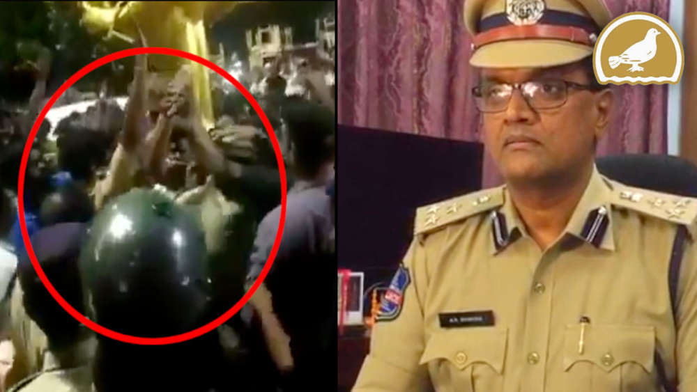 Hyderabad police denies allegations of attack on Raja Singh