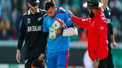 Photo of CWC'19: Rashid Khan fails two concussion tests