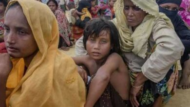 Photo of 65 Rohingyas found stranded in southern Thailand