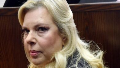 Photo of Israeli PM's wife convicted of misusing state funds, fined around USD 2,800