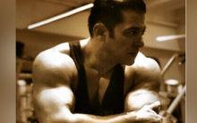 Did Salman Khan just hint at his new project?