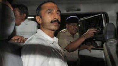 Photo of Former IPS officer Sanjiv Bhatt sentenced to life imprisonment