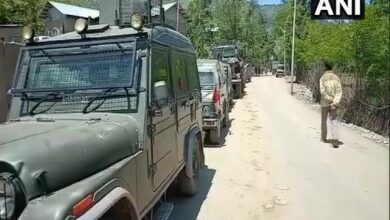 Photo of One terrorist killed in encounter with security forces in Anantnag