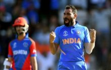 Mohammed Shami gives India 'embarrassment of riches' at World Cup