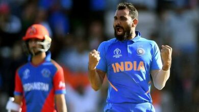 Photo of ICC World Cup: Shami hat-trick seals deal for India in thriller against Afghanistan