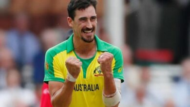 Photo of CWC'19: Mitchell Starc becomes leading wicket-taker