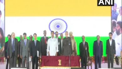Photo of 25 MLAs take oath as ministers in Jagan's Cabinet