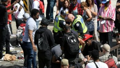 Photo of Canada: 4 injured in shooting incident during celebratory parade at Toronto
