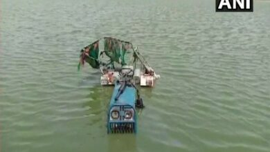 Photo of Rajasthan: Four die in Bharatpur after tractor falls into pond