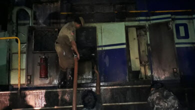 Photo of Bihar: Fire reported in Sapt Kranti Express near Muzaffarpur doused