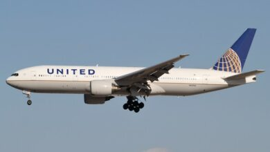 Photo of United Airlines suspends Newark-Mumbai flights in light of recent event in Iran