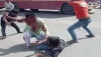 Photo of Group of waiters thrash 2 army officials in Baghpat