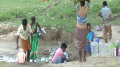Photo of Villagers of Melur face acute water crisis