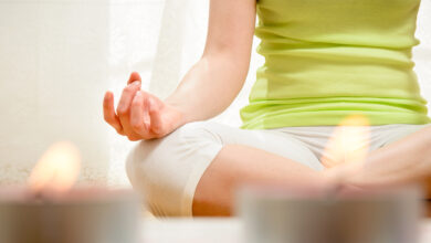 Photo of Here's how meditation can help you make fewer mistakes