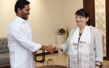 US Consul General meets Jagan