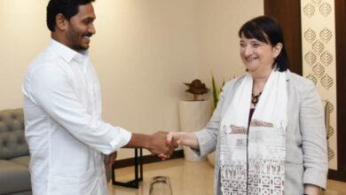 Photo of US Consul General meets Jagan