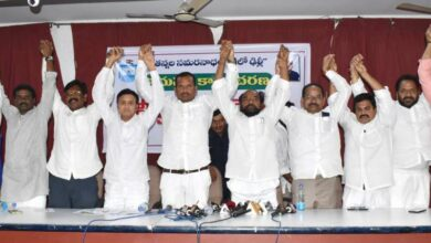 Photo of All Party Meet