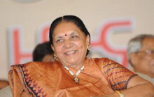 Anandiben Patel to take oath as UP Governor on July 29