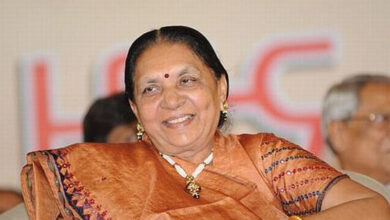 Photo of Anandiben Patel to take oath as UP Governor on July 29
