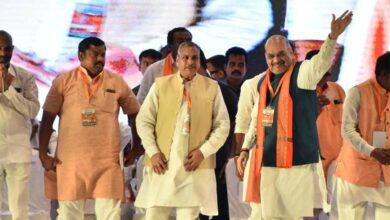 Photo of Amit Shah launches BJP membership drive in Telangana