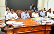 KCR Held a High-Level Review Meeting