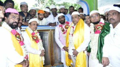 Photo of Developmental activities at Dargah-e-Yousufain,