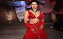 Kiara Advani dazzles in red at ICW 2019