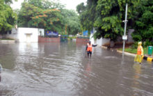 The rains and after………..