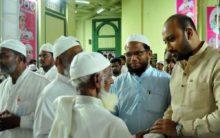 First batch of Haj Pilgrims before