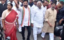 Congress leaders visited  Secretariat