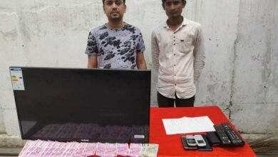 Photo of Hyderabad police busts cricket betting racket, nabs 2