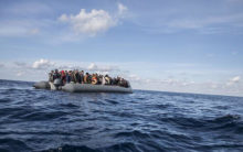 5 migrants dead, up to 20 missing in sinking off Libya