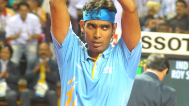 Photo of Formidable Sharath and party favourites for team title