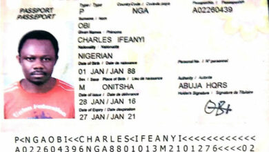 Photo of CISF nabs Nigerian national with fake passport, visa at Guwahati airport