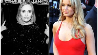 Photo of Adele busy planning Jennifer Lawrence's bachelorette, claim reports