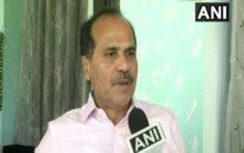 Congress member Adhir Ranjan Chowdhury to head PAC