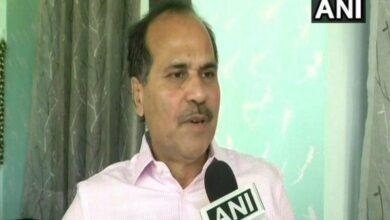 Photo of Congress member Adhir Ranjan Chowdhury to head PAC