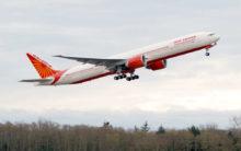 Air India caps fares of flights to and from Srinagar