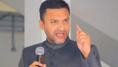 Photo of Akbaruddin Owaisi expresses views over 'superannuation bill'