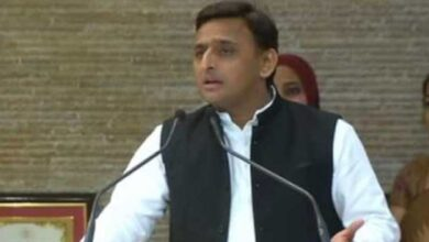 Photo of SP chief Akhilesh slams UP govt. over law and order issue