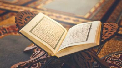 Photo of Salem's versified translation of the Qur'an in Urdu released